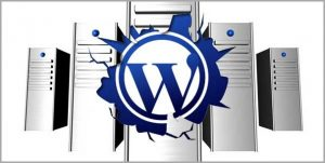 wordpress weboldal hosting